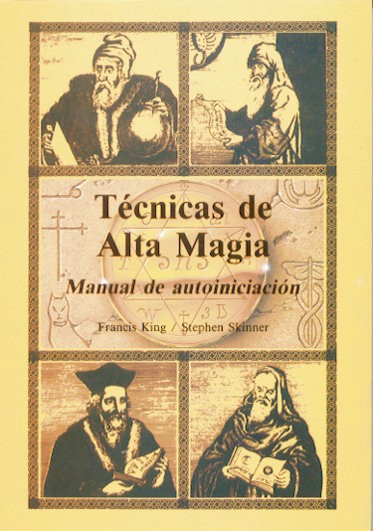 TECNICAS DE ALTA MAGIA MANUAL DE AUTOINICIACION
