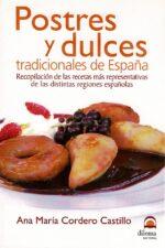Postres y Dulces Tradicionales de España