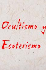 Ocultismo, Esoterismo