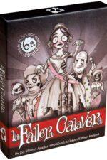 Fallera Calavera 1, juego de cartas