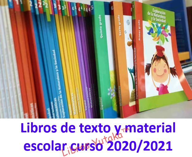 Reserva del libros de texto curso 2020/2021